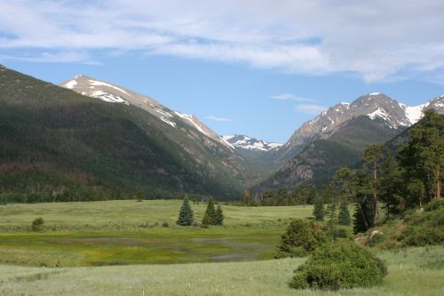 M12 Silence 8 July Rocky Mountain National Park